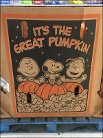 Charlie Brown Great-Halloween-Pumpkin Sale