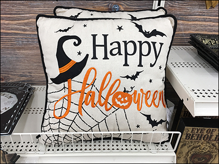 Happy-Halloween-Pillow Shelf-Edge Fencing