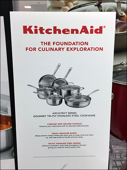 Cookware Foundation for Culinary Exploration