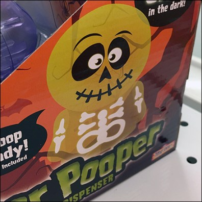 Monster Pooper Self-Merchandising Strategy