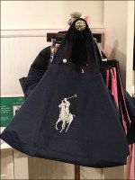 Polo Ralph Lauren Shopping-Bag-Branding