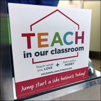 Teach-In-Onsite-Classroom Restroom Invitation