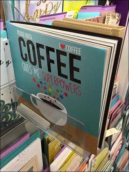 Greeting-Card Book Merchandising Tray