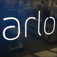 Arlo Video-System Endcap Display Logo