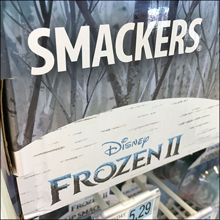 Disney-Frozen Smackers Lip-Balm Display