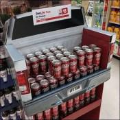 Dr. Pepper Fansville Pickup Truck Display