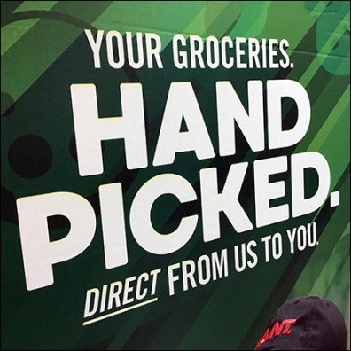 Giant Hand-Picked BOPIS Groceries Promo