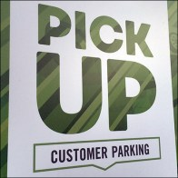 Giant Buy-Online-Pickup-In-Store Signage