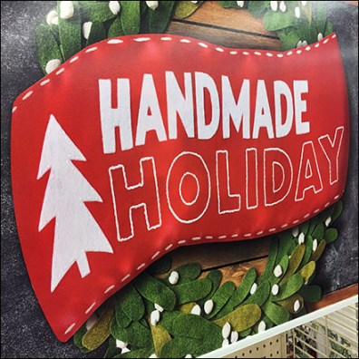 Handmade-Holidays Endcap Planogram Plans