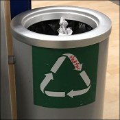 IKEA Choice-of-Three Recycling Bins