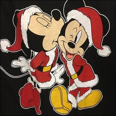 Macys Mickey-and-Minnie Christmas Romantics