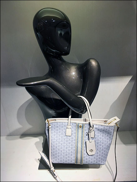 Nordstrom Picasso Purse-Model Display