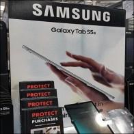 Samsung-Galaxy-Tablet S5e Pallet Display
