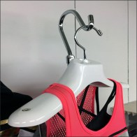 Apparel Clothes-Hanger Hook Stand Display