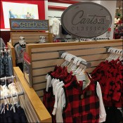 Carter's Complete Department Branding Effort