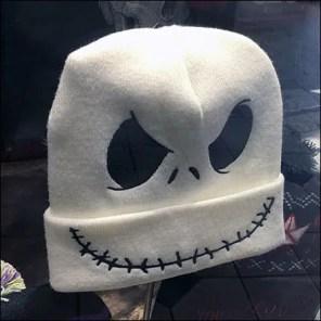 Hot Topic Spooky Cap Window Dressing