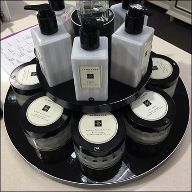 Jo Malone Countertop Cosmetics Turntable