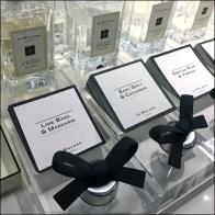 Jo Malone Fragrance Tester Bar Display