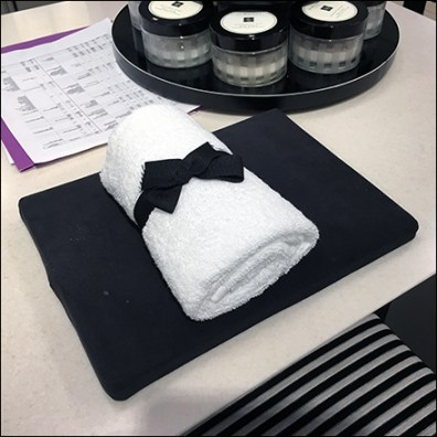 Jo Malone Plush Hand-Towel Amenity