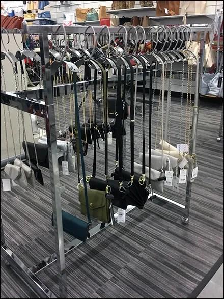 Nordstrom Rack Hangrail Spiral Purse Hangers