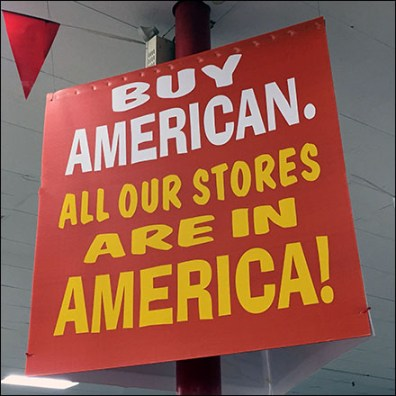 Ollie's Buy American In America Pitch Square