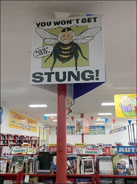 Ollie's Don't-Get-Stung Store Promise
