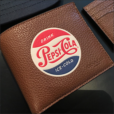 Coach Personalized by Pepsi-Cola