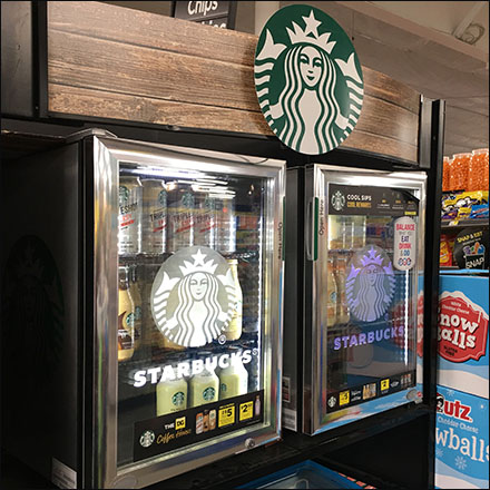 Starbucks Double Grab-And-Go Coolers