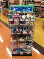 Toysmith Tower Display