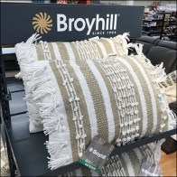 Broyhill Branded Pillow Display Tower