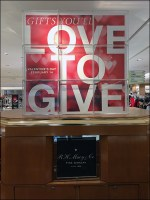 Love-To-Give Valentine's Day Storewide Celebration