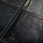 Fresh Squeezed Juice Perforated Rack