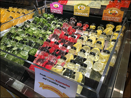 Grab-and-Go Fresh Squeezed Juice Selection