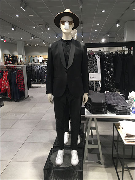 How-Not-To-Sell Sunglasses Mannequin