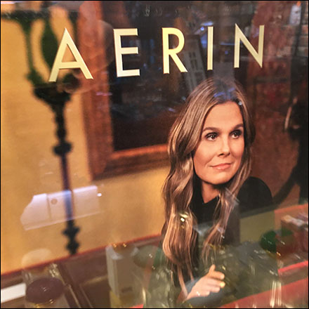 Aerin Fragrance Tester Array Organization