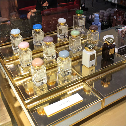 Nordstrom Aerin Fragrance Array Display Square2