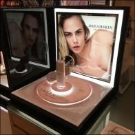 Dreamskin Perfect Skincare Countertop Display
