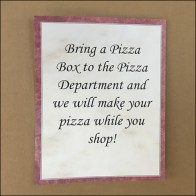 Ready-To-Go Pizza Boxes Sold Separately