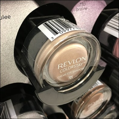 Revlon Eye-Shadow Shelf-Edge Pusher Detail