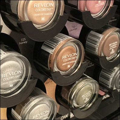 Revlon Cosmetics Pusher System