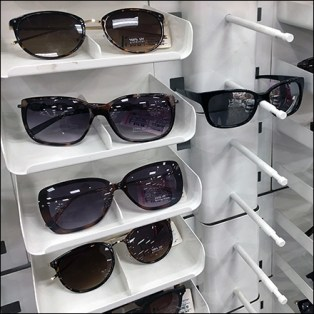 Modular Stacking Sunglass Merchandiser Display