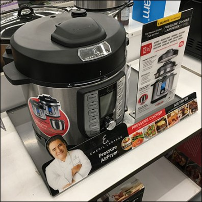 Emeril Lagasse Pressure-Air-Fryer Shelf Overlay