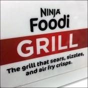 Ninja-Foodi Grill Point-of-Purchase Branding