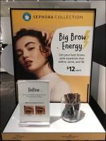 Sephora Big-Brow Eyebrow Makeup Tower