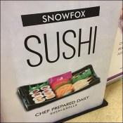 Weis Snowfox Sushi Portable Workbench