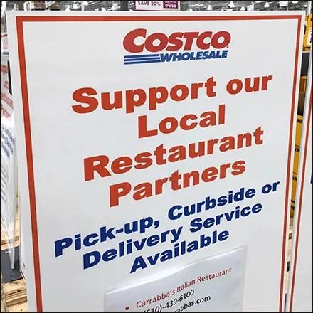 CoronaVirus Local Restaurants Appeal