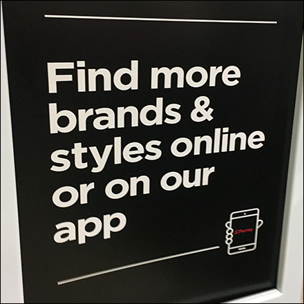Online-or-App Style Finder Advice