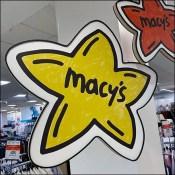Hand-Drawn Cartoon Flower Macy's Branding