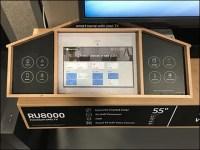 Samsung Smart-Home Television Demo Controls
