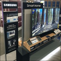 Samsung Smart-Home Television Halo Display